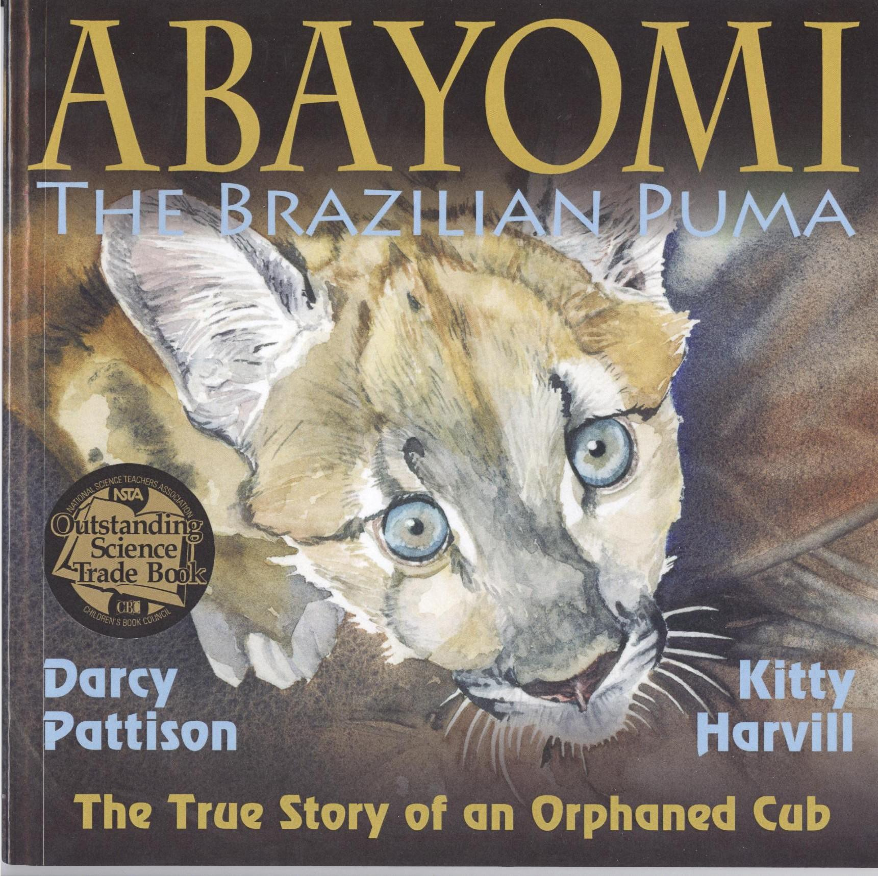Cover of book The Brazilian Puma