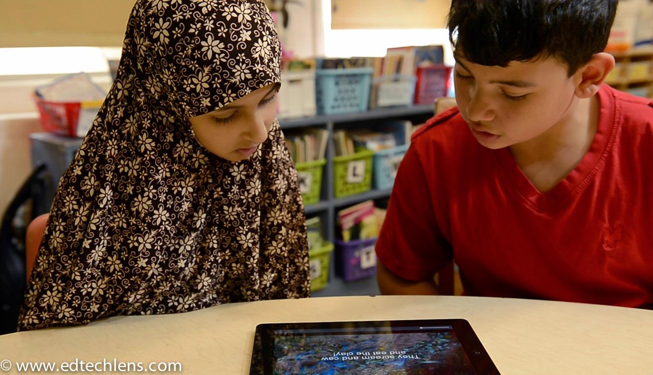 Collaboration in Classroom Through EdTech