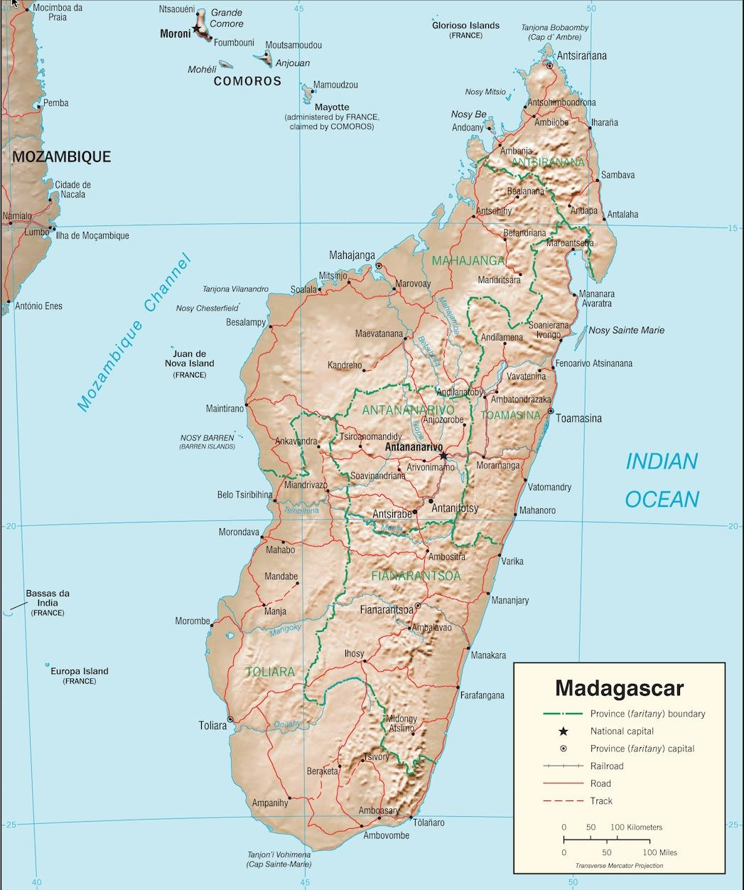 Madagascar Diverse Rainforest Small Country Big Gifts