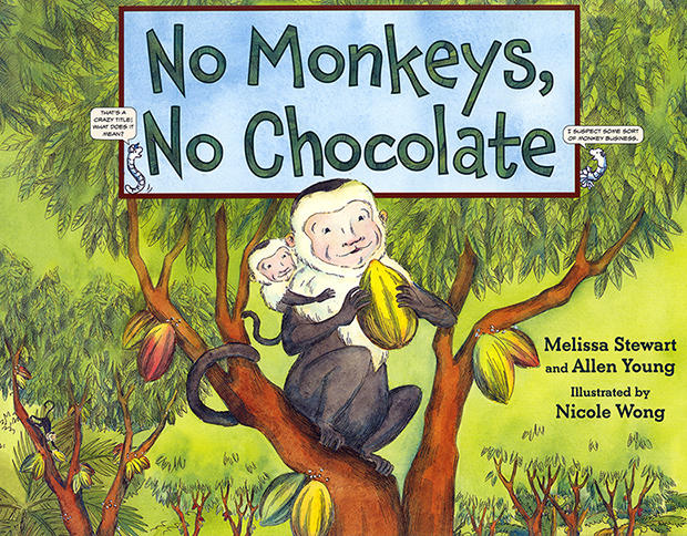 Image result for No Monkeys No Chocolate
