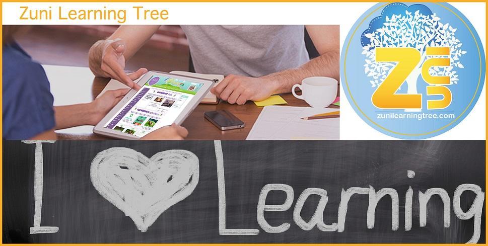 Educator Teacher digital resources Zuni Learning Tree